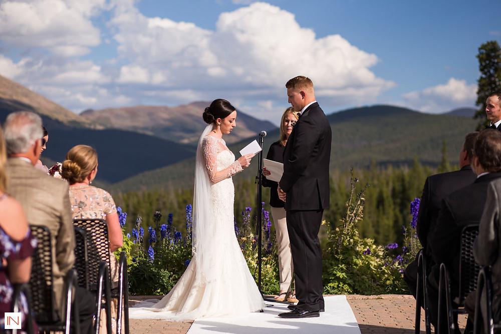 Breckenridge Wedding Planner - Wedding Ceremony