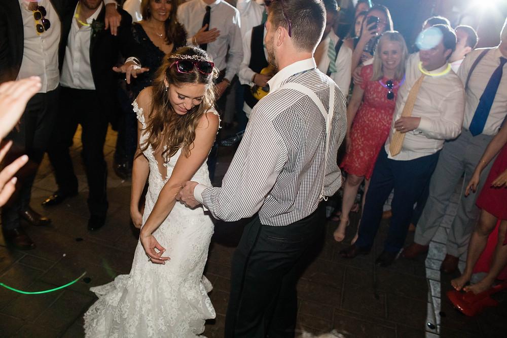 Breckenridge Wedding Reception, Ten Mile Station Wedding
