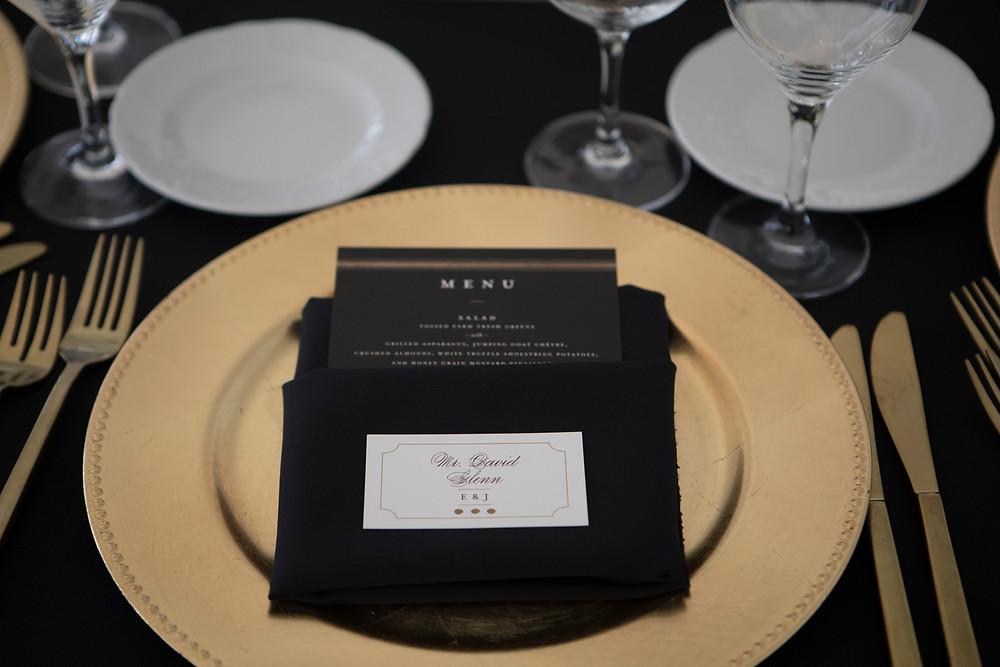 Colorado Wedding Planner - Wedding Table Scape
