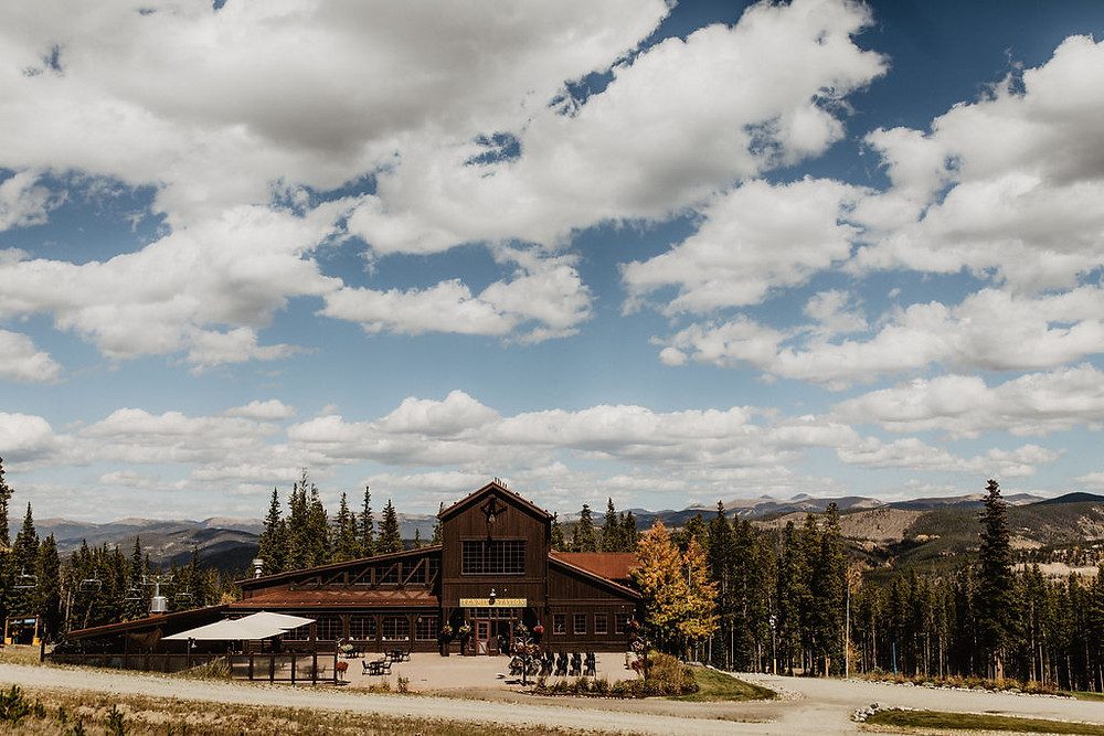 Breckenridge Wedding - Ten Mile Station Wedding