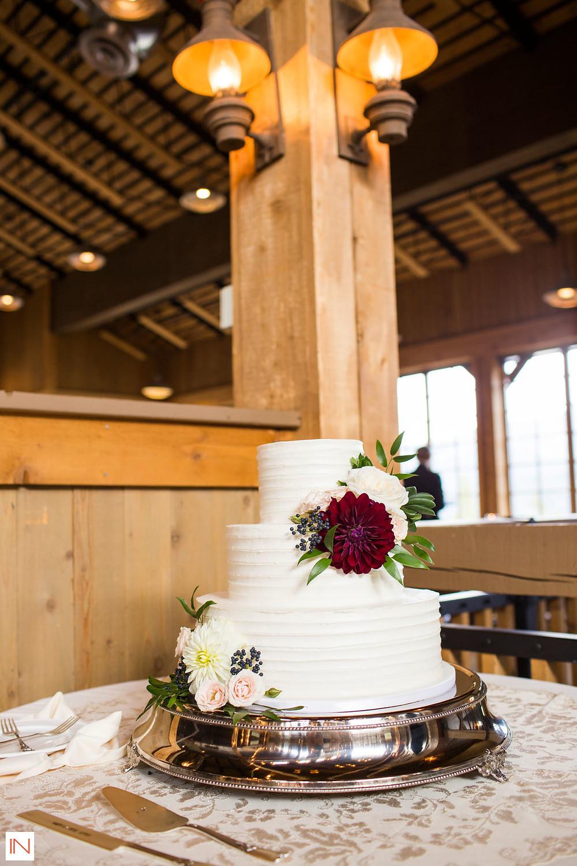 Breckenridge Wedding Planner - Wedding Cake