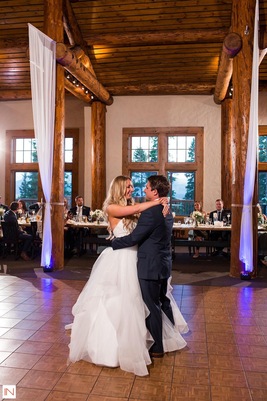 Keystone Wedding, First Dance