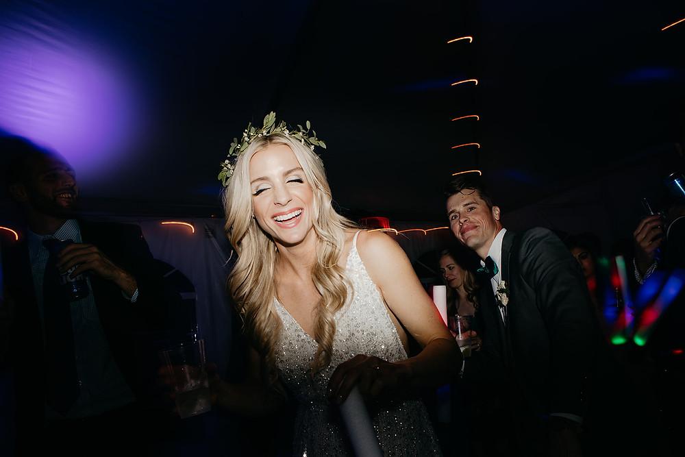Keystone Wedding - Keystone Ranch Wedding - Wedding Reception