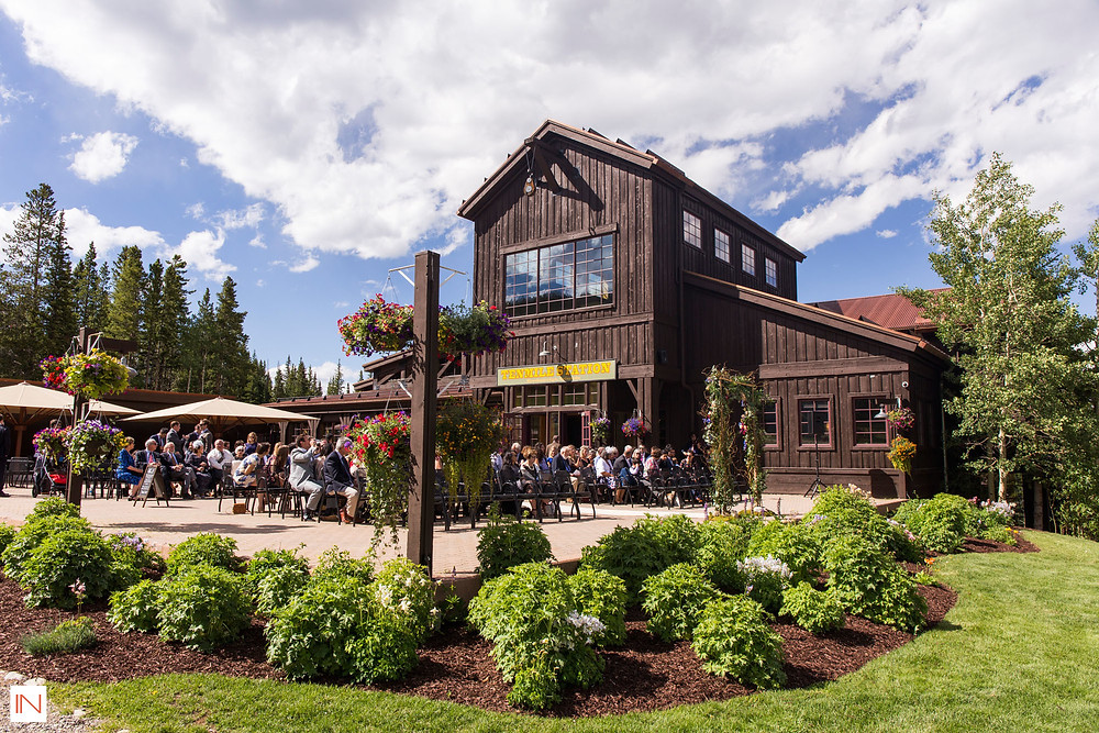 Breckenridge Wedding Planner - Ten Mile Station