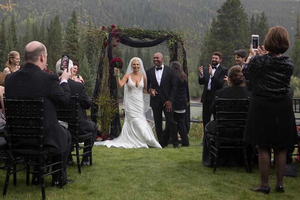 Colorado Wedding Planner - Wedding Ceremony