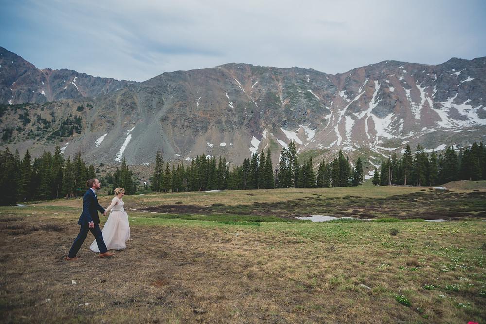 ABasin Wedding Planner  - Bride and Groom