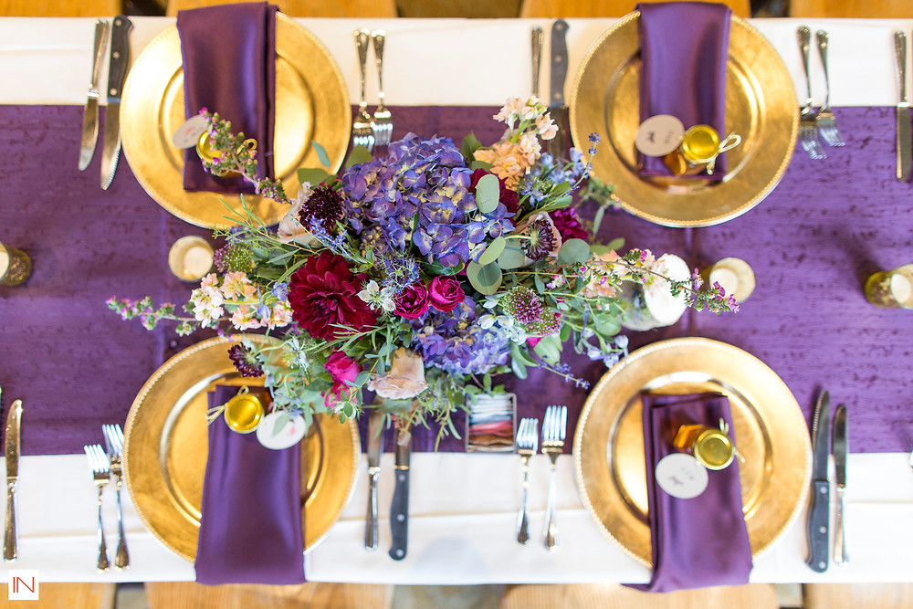 Breckenridge Wedding Planner - Ten Mile Station - Centerpiece