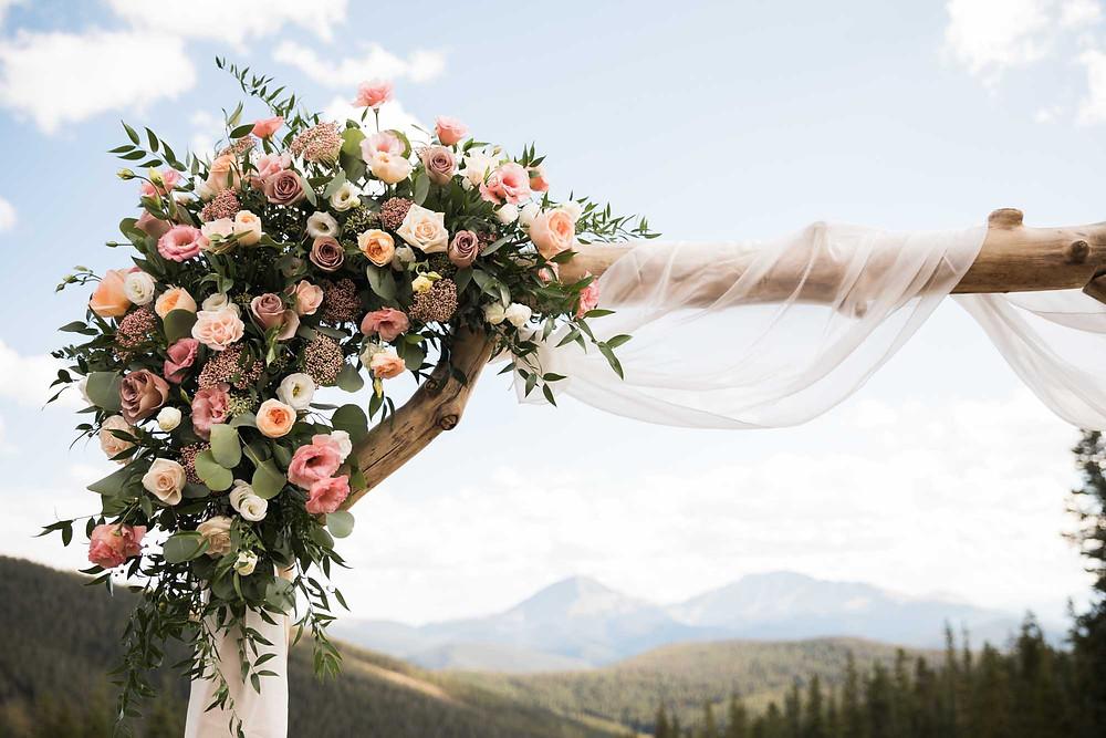 Keystone Wedding - Timber Ridge Wedding - Wedding Ceremony