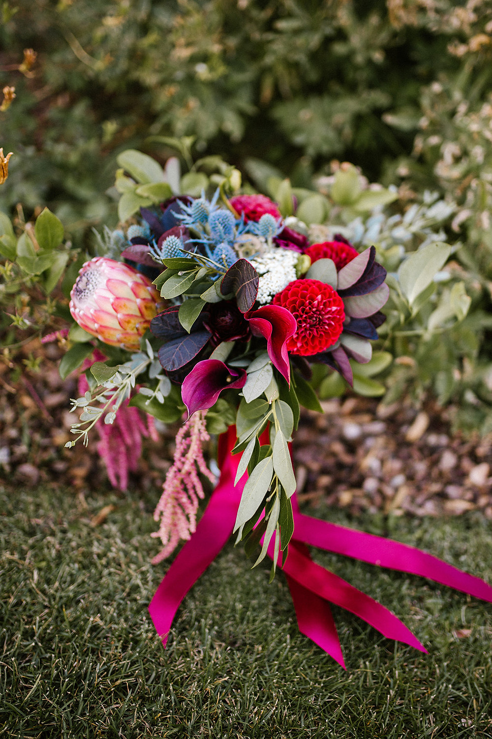 Breckenridge Wedding Planner - Ten Mile Station Wedding - Bridal Bouquet