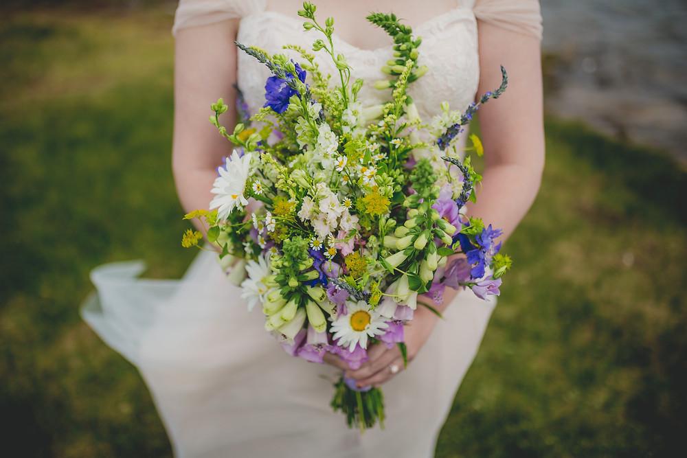 ABasin Wedding Planner - Wildflower Bouquet