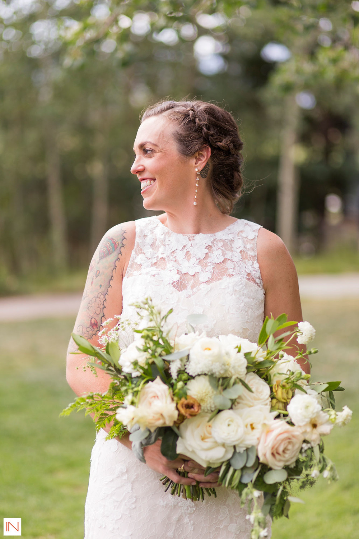 Keystone Wedding - Keystone Ranch Wedding - Bride