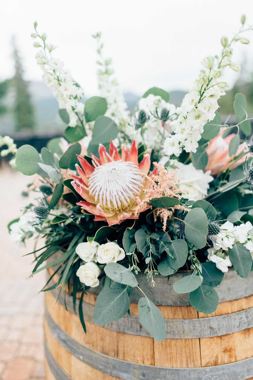 Breckenridge Wedding Flowers