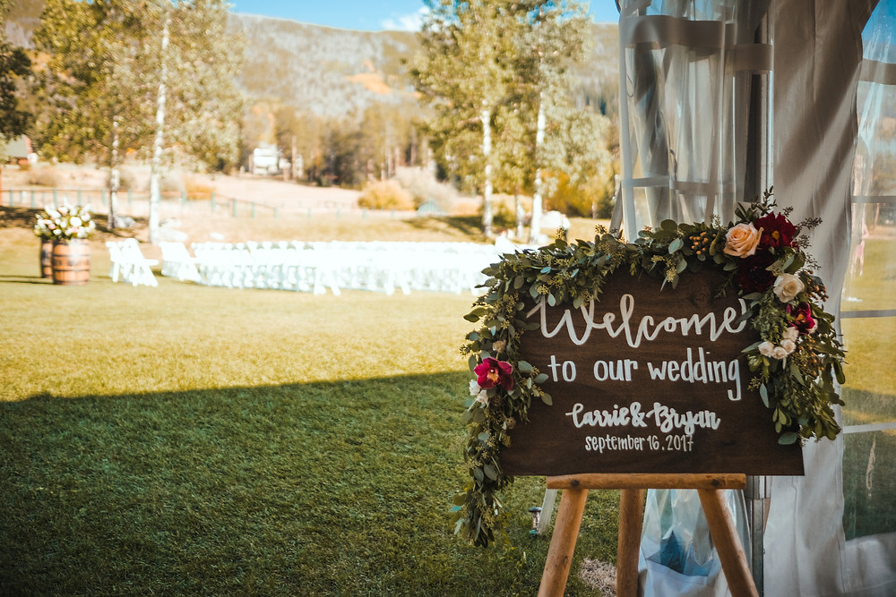 Keystone Wedding Planner- Wedding Ceremony