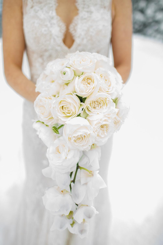 Keystone Wedding Planner - Alpenglow Stube Wedding - Bridal Bouquet