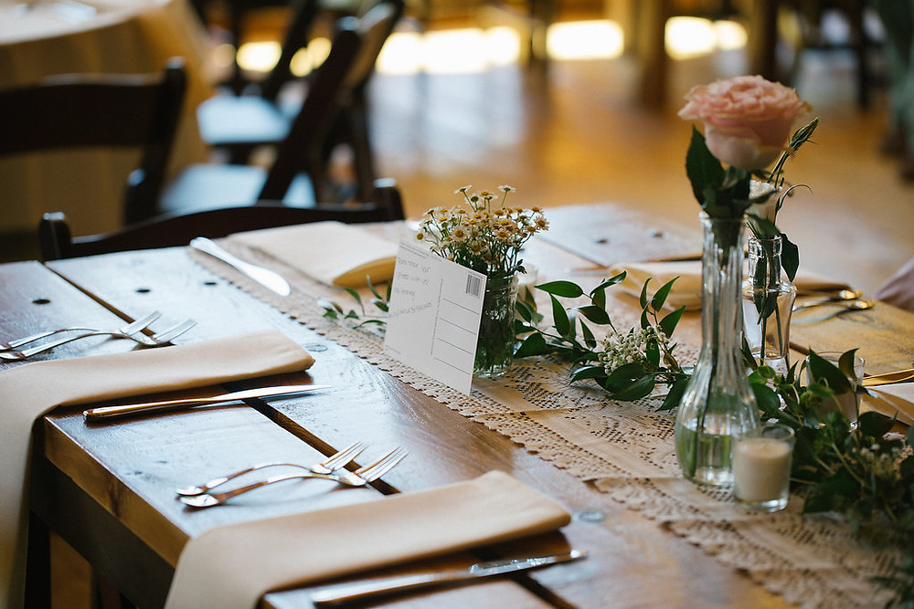 Breckenridge Wedding Planner - Breckenridge Wedding Centerpiece