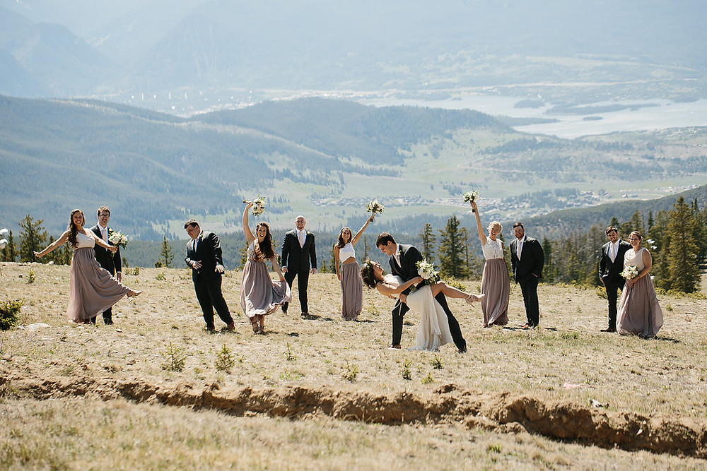 Colorado Wedding Planner - Colorado Wedding Party