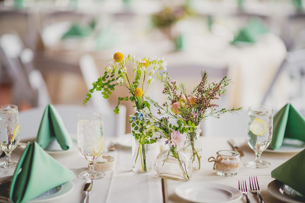 ABasin Wedding Planner - Centerpiece