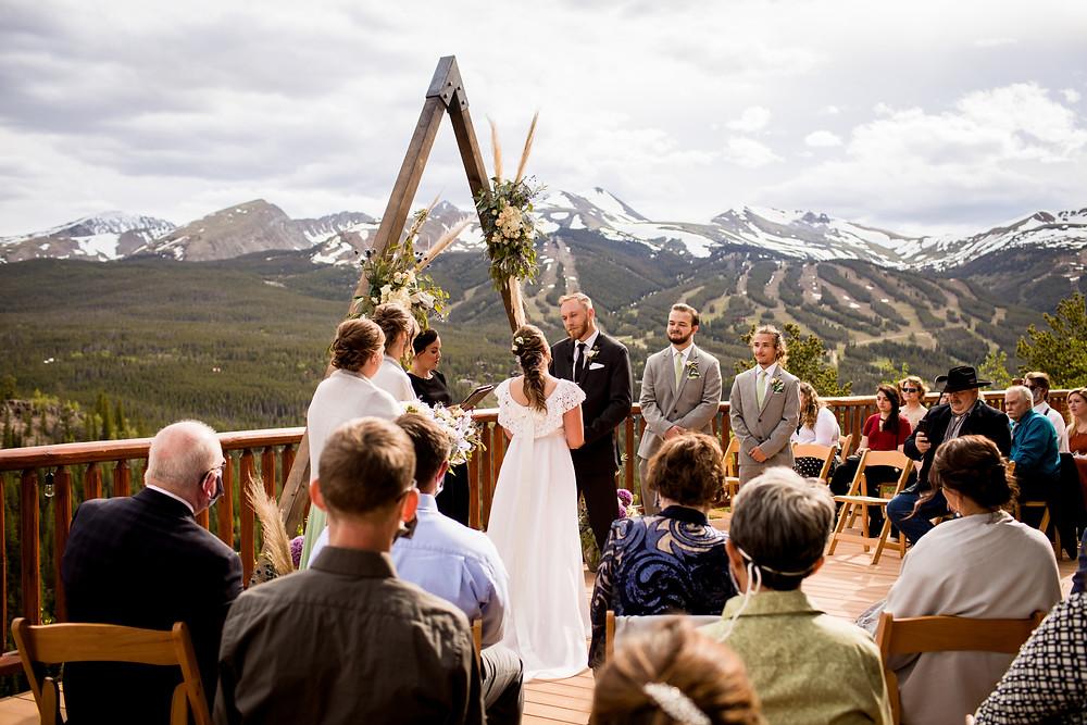 The Lodge at Breckenridge Wedding - Colorado Wedding