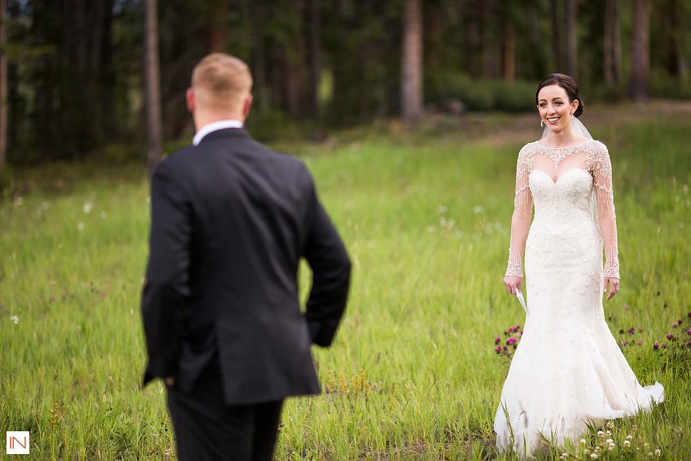 Breckenridge Wedding Planner - First Look
