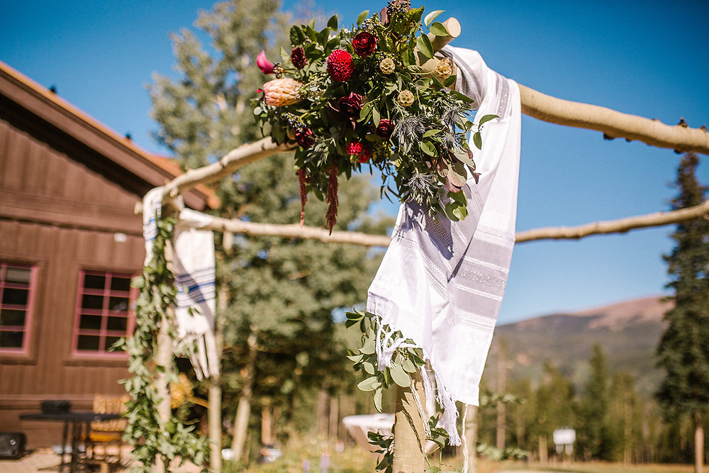 Breckenridge Wedding Planner - Ten Mile Station Wedding - Wedding Ceremony