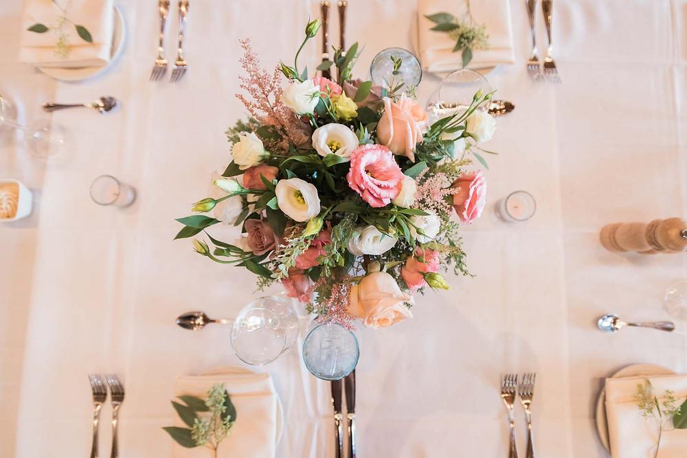 Keystone Wedding - Timber Ridge Wedding - Centerpiece