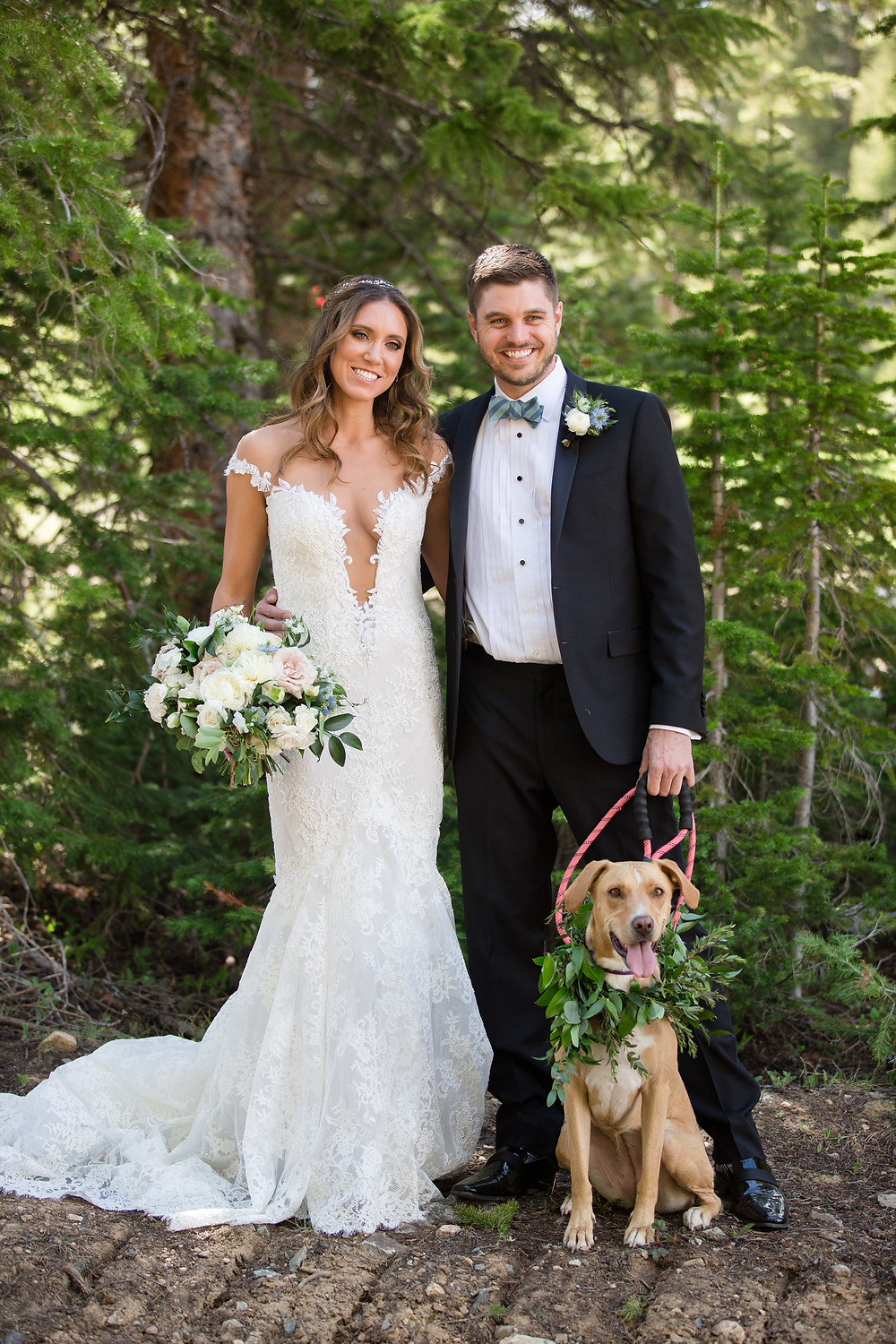 Ten Mile Station Wedding - How to Include your dog in your wedding