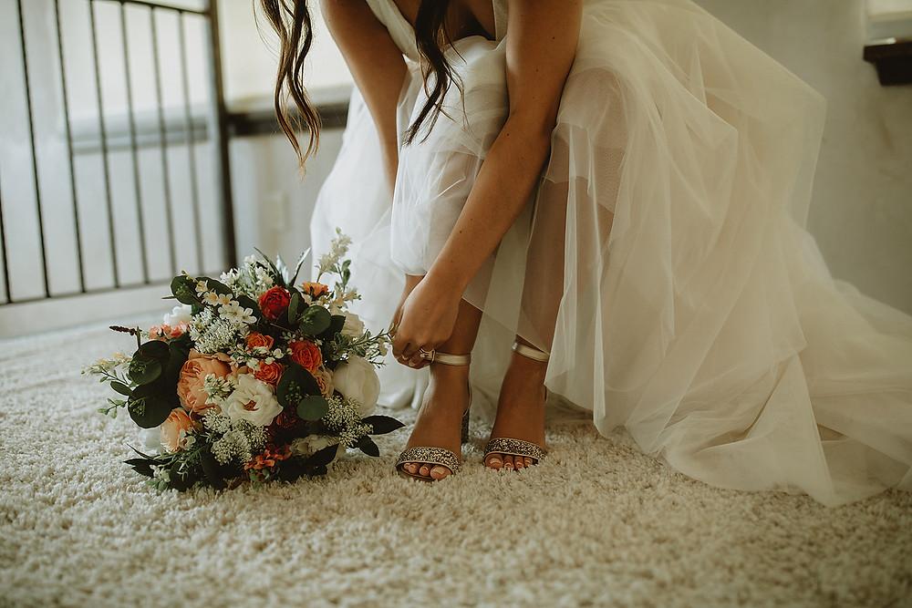 Breckenridge Wedding - Chateau of Breckenridge Wedding - Wedding Dress