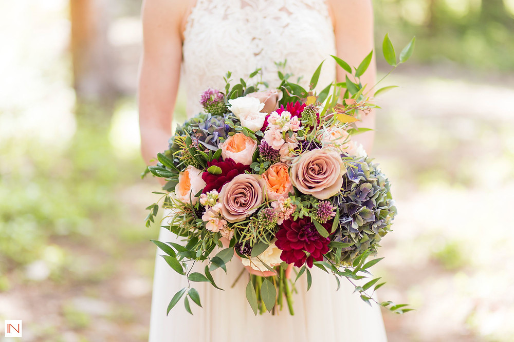 Breckenridge Wedding Planner - Ten Mile Station - Bridal Bouquet