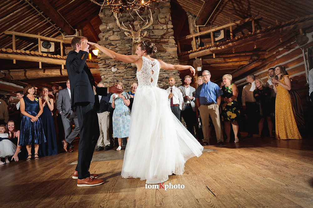Keystone Wedding Planner - Keystone Ranch Wedding - First Dance