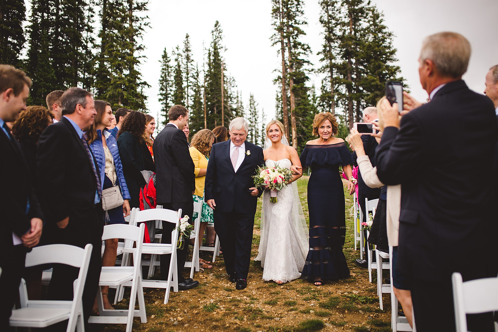 Colorado Wedding Planner - Colorado Wedding Ceremony