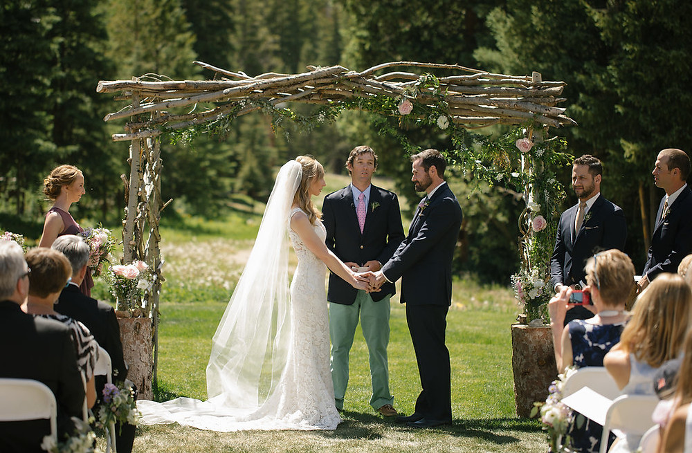 Breckenridge Wedding Planner - Breckenridge Wedding Ceremony
