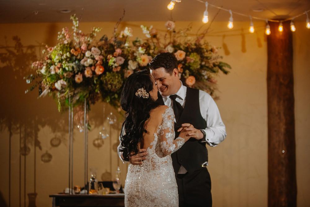 Breckenridge Wedding - Breckenridge Winter Wedding - The Lodge at Breckenridge Wedding - First Dance