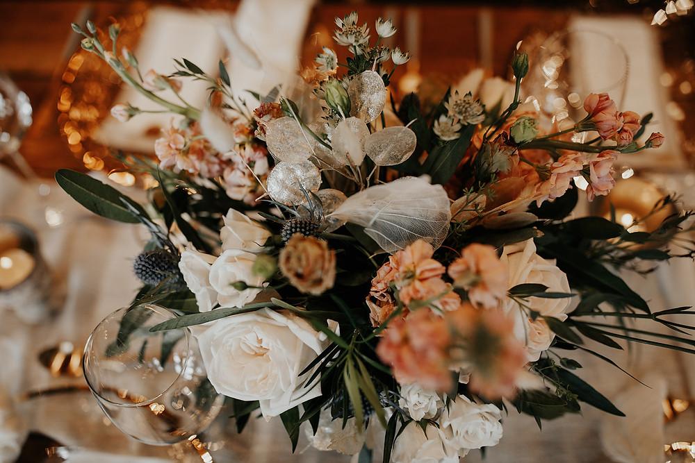 Keystone Wedding Planner - Colorado Wedding - Centerpieces