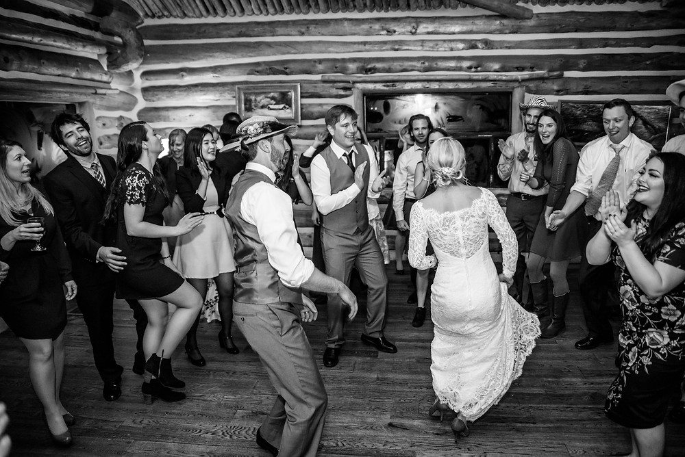 Keystone Ranch Wedding - Colorado Wedding - Wedding Couple