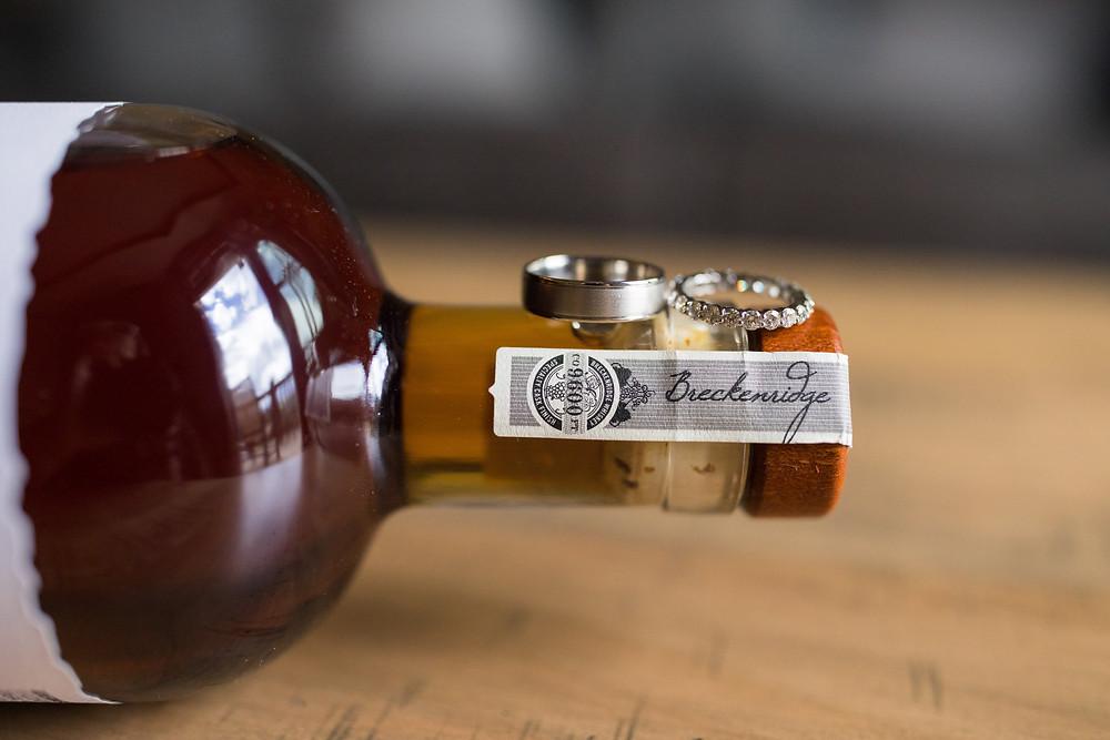 Breckenridge Wedding Planner - Ten Mile Station Wedding - Wedding Rings