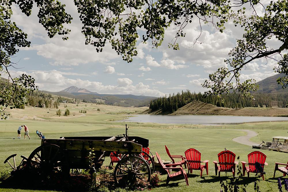 Keystone Wedding - Keystone Ranch Wedding