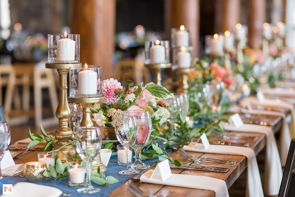 Keystone Wedding Planner - Timber Ridge Wedding