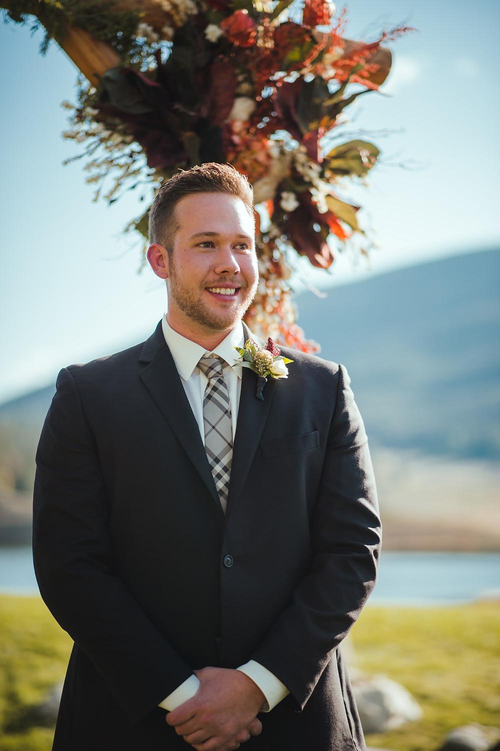 Keystone Wedding Planner - Groom