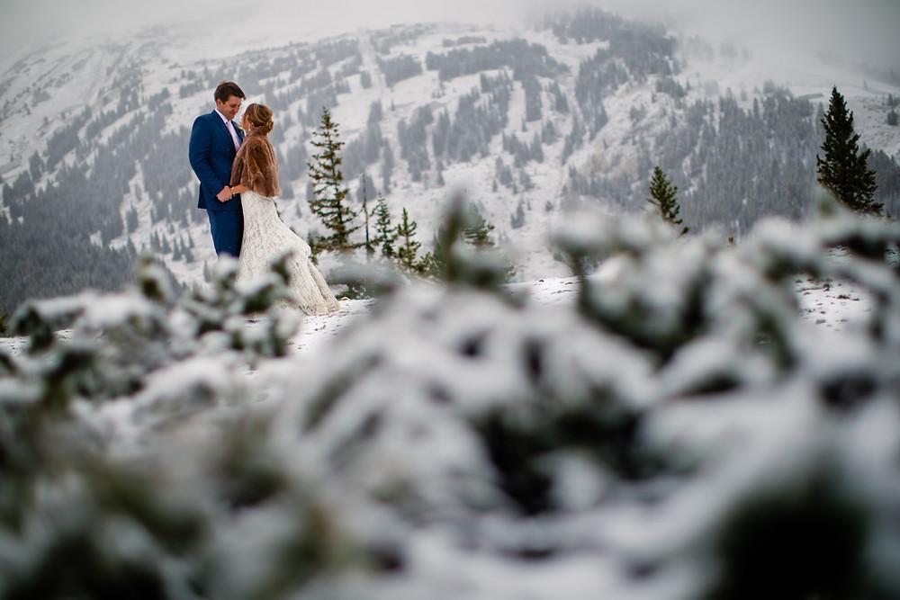 Breckenridge Wedding Planner - Wedding Couple