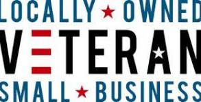 Proud To Be A Veteran And Locally Owned Business