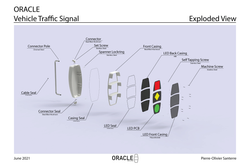 6 - Vehicle-Signal-Exploded-View