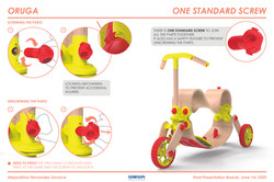 """THESIS PROJECT: """"ORGUGA"""" RIDEABLE TOY - 3"""