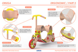 """THESIS PROJECT: """"ORGUGA"""" RIDEABLE TOY - 14"""