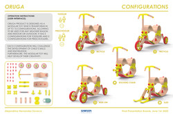 """THESIS PROJECT: """"ORGUGA"""" RIDEABLE TOY - 2"""