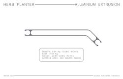 04--HERB-PLANTER-ALUMINIUM-EXTRUSION-PRO