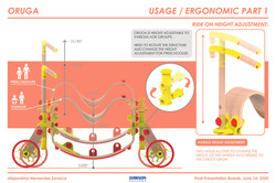 """THESIS PROJECT: """"ORGUGA"""" RIDEABLE TOY - 13"""