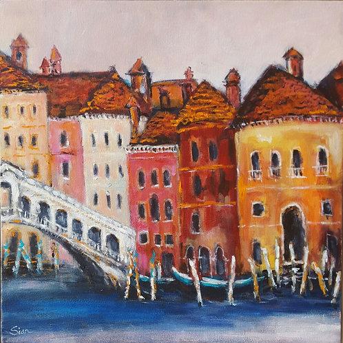 'Venice I' by Sian Lim