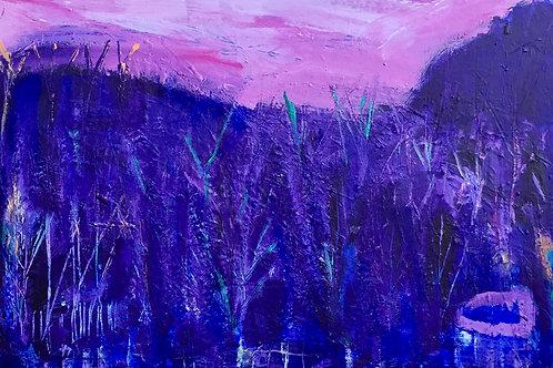 'Wye Ridge' by Wenda Grant