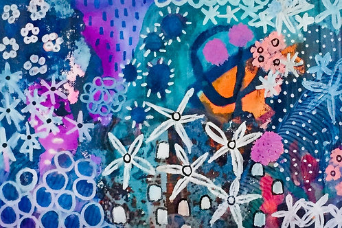 'Colour Pop' by Wenda Grant