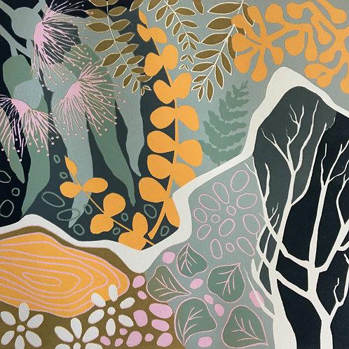 'Patanga Dreaming' by Joan Mullarvey
